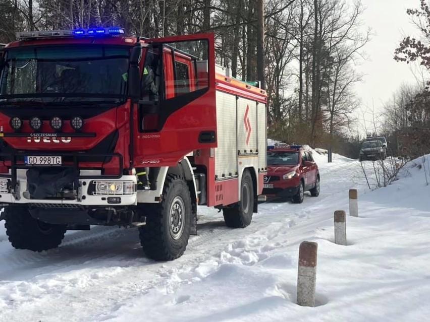 Szpęgawsk: Śmiertelne potrącenie na torach! Nie żyje 48-letnia kobieta [ZDJĘCIA]