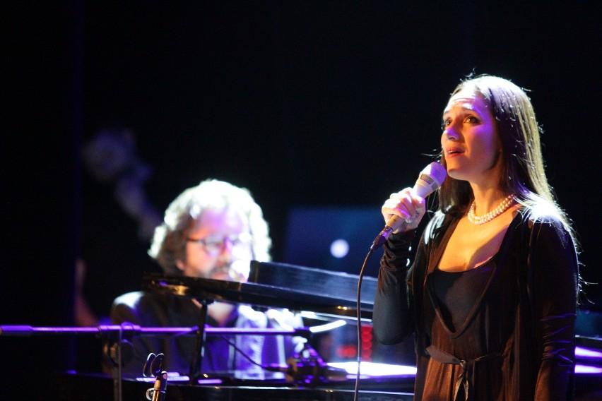 Dorota Miśkiewicz i Grzegorz Turnau zaśpiewali w poznańskim...