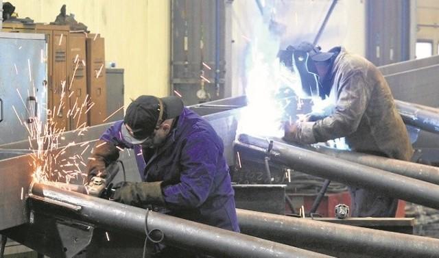 Konstrukcje stalowe powstające w Promostalu np. na rynek skandynawski wymagają wysokich kwalifikacji zawodowych