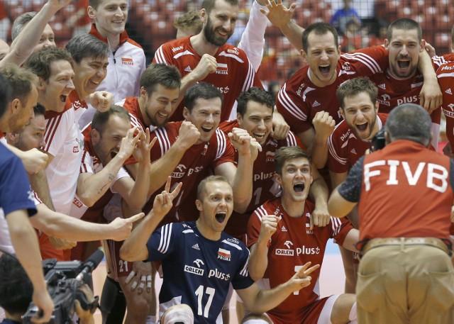 Polska jedzie na Igrzyska Olimpijskie w Rio. Siatkarze uradowani, bo zdobyli kwalifikacje olimpijskie.