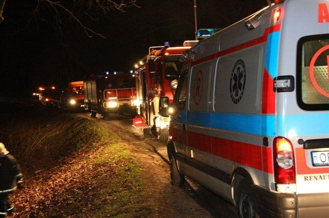 Wypadek na trasie Wawelno - Prądy. Dwóch nastolatków rannych.