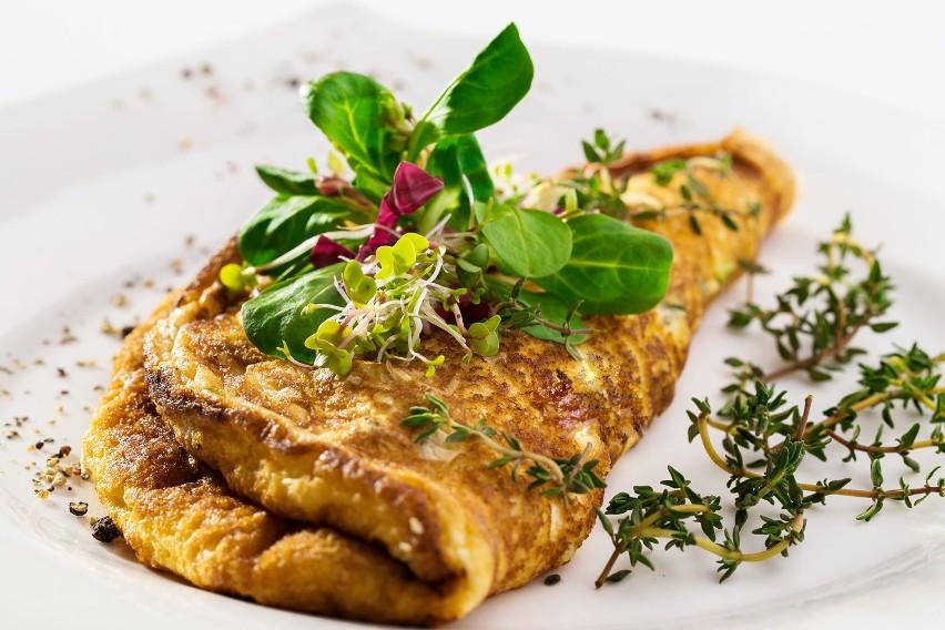 Przepis Na Omlet Z Czosnkowym Kurczakiem I Cukinią Głos