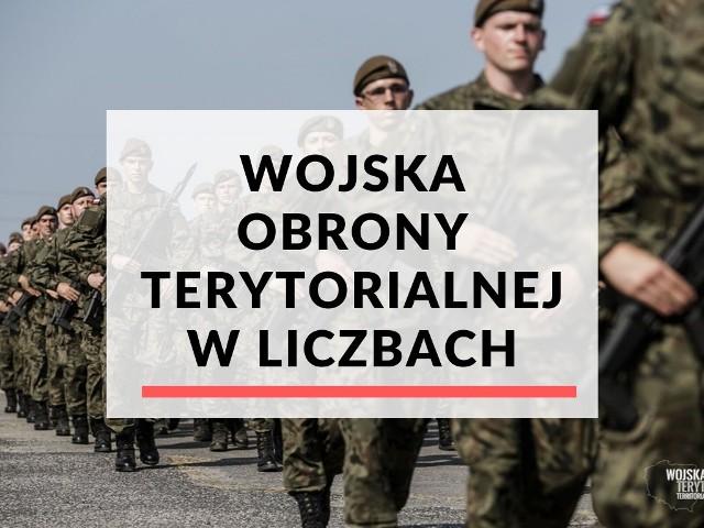 Wojska Obrony Terytorialnej stają się coraz bardziej znaczącym elementem systemu bezpieczeństwa Polski. Zobacz, kim są żołnierze WOT, ilu z nich to zawodowcy, jaki jest procent kobiet, w jakim wieku są żołnierze WOT, jakie mają wykształcenie itp.