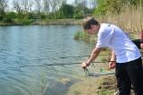 Ryby nie lubią nagłych zmian temperatur. Wędkarze także