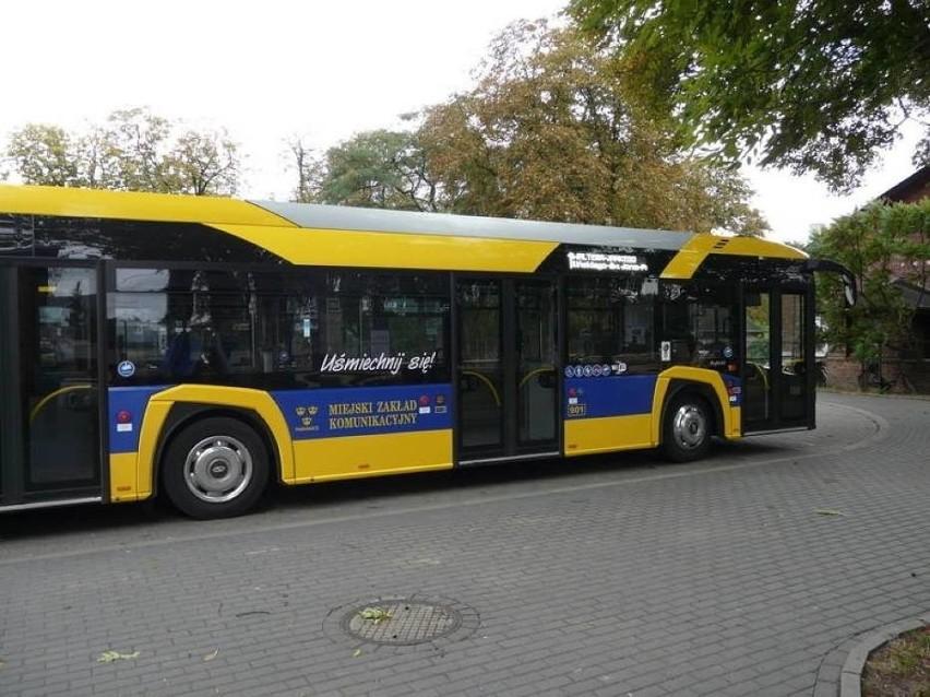 Od 25 marca w autobusach MZK może znajdować się tyle osób,...
