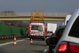 Wypadek na A4 pod Wrocławiem. Potężne utrudnienia