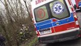 Wypadek w Lubomi: Vectra dachowała na Wielikącie [ZDJĘCIA]