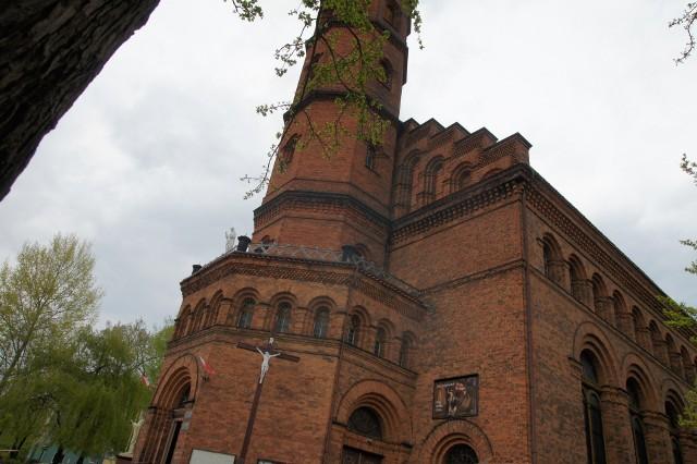 Kościół św. Antoniego powstał w 1839 r. Tyle samo lat mają organy.
