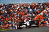 Robert Kubica w wyścigu o Grand Prix Holandii walczył do końca i wyprzedził Williamsa