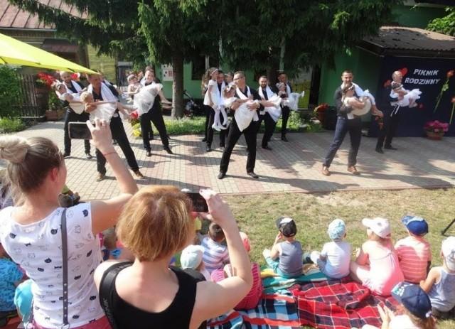 Ostrów Mazowiecka. Przedszkole nr 1 organizuje co roku piknik rodzinny.