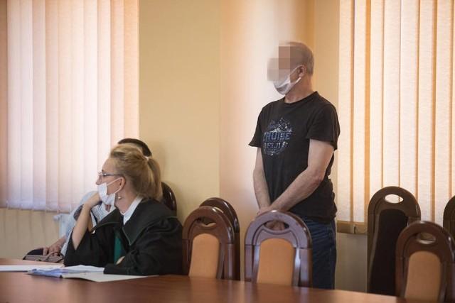 Masakra w Żelazie. Oprawca żony stanął przed sądem