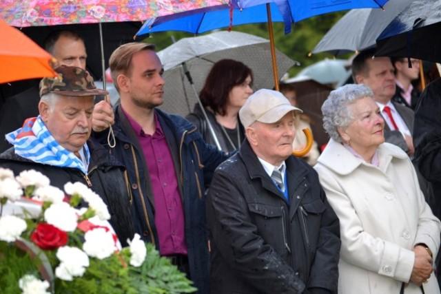 69. rocznicy wyzwolenia KL Stutthof