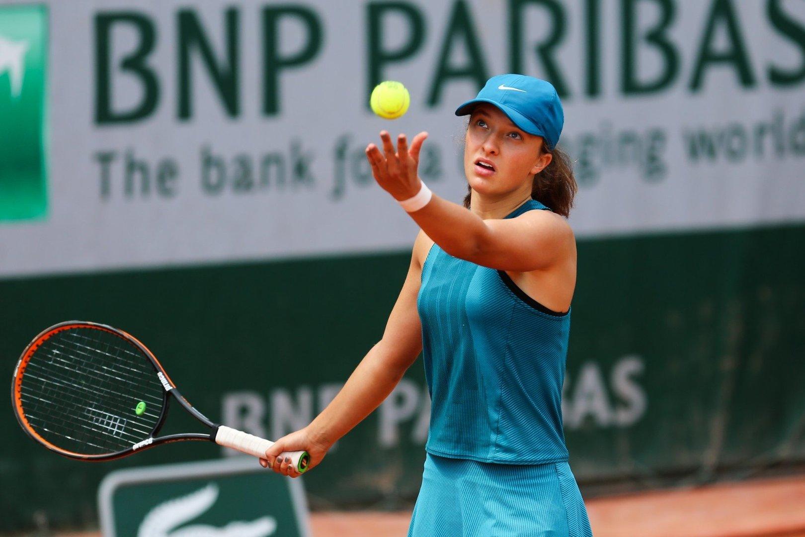 Tenis: Iga Świątek mistrzynią Wimbledonu juniorek. Polka ...
