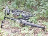 Na drodze do Ustki 13-letni rowerzysta wpadł pod samochód