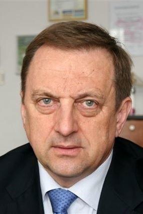 Tadeusz Nadrowski, prezes SM Ostrołęka