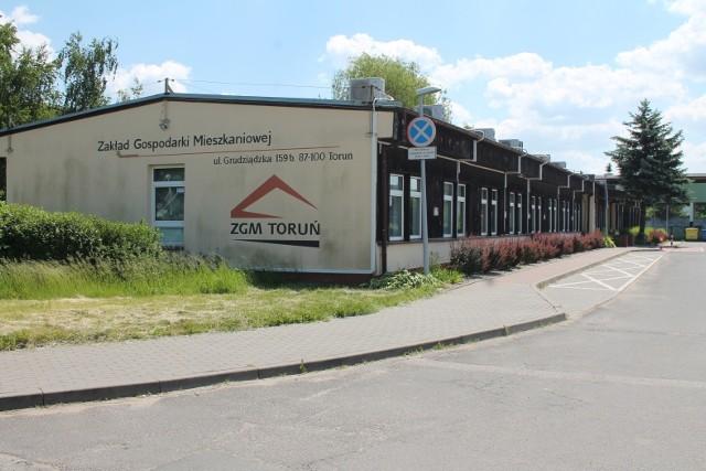 """Zakład Gospodarki Mieszkaniowej w Toruniu administruje 201 wspólnotami mieszkaniowymi. Z miejskiego programu wsparcia małej retencji nie skorzystał, ponieważ """"nie widzi takiej potrzeby"""""""