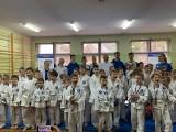 Mikołajkowy Turniej Karate Klubu Harasuto w karate olimpijskim WKF