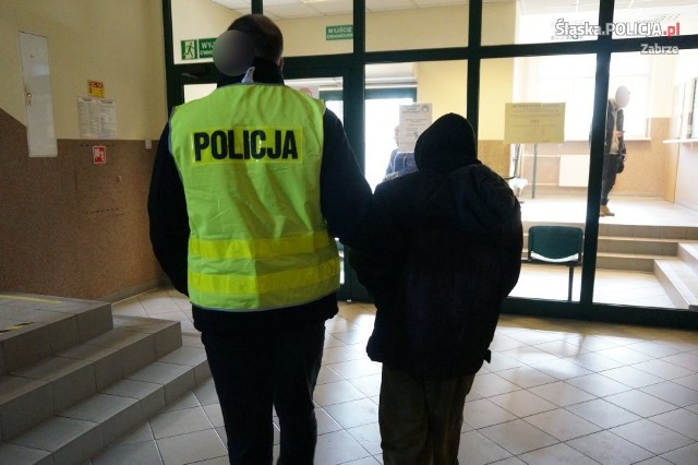 Zabrze: zatrzymani z narkotykami w kieszeniach