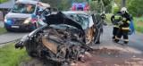 60-latek stracił panowanie nad samocodem i uderzył w drzewo w Mikoszewie. Był pijany. Mężczyzna stanie przed sądem