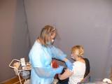 Punkt szczepień powszechnych w Sandomierzu już działa. W pierwszym dniu, poniedziałek zaszczepionych zostanie 300 osób [ZDJĘCIA]