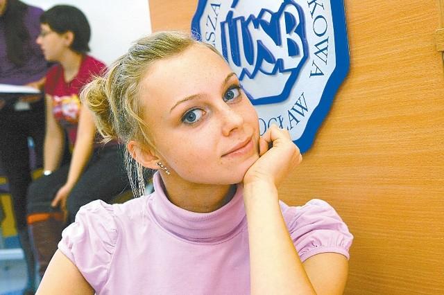 Wyższa Szkoła Bankowa w Opolu to jedna z opolskich uczelni, która oferuje studia dofinansowane z Unii Europejskiej. (fot. archiwum WSB)