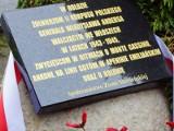 Tablica pamiątkowa z błędami  ortograficznymi [zdjęcia]