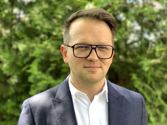 Janusz Życzkowski, redaktor naczelny Gazety Lubuskiej.