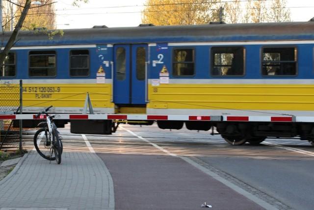 Szlabany na ulicy Puckiej nazywane są przez kierowców przeklętym miejscem.