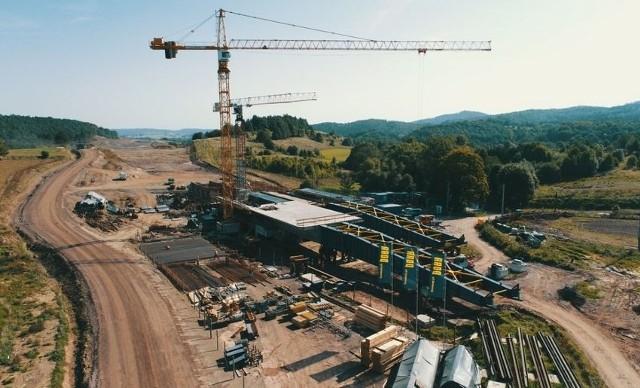 Ruszyła budowa WS-31, najdłuższego mostu na powstającym odcinku drogi ekspresowej S3 od Bolkowa do Kamiennej Góry.