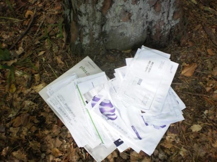 Listy były zaadresowane do mieszkańców Wejherowa