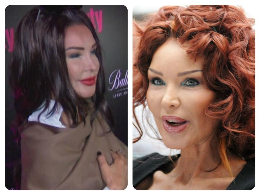 Znana projektantka Ewa Minge i jej nowa fryzura.