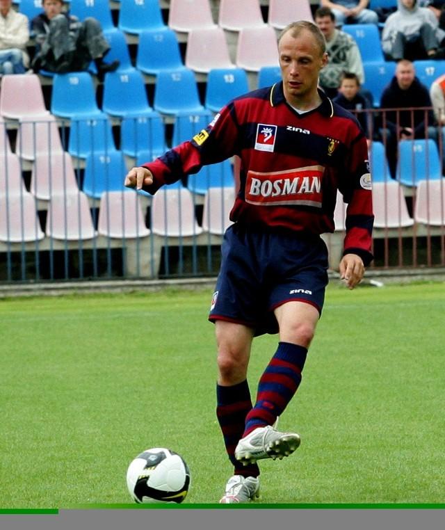 Olgierd Moskalewicz to najbardziej spektakularny transfer Pogoni w letnim okienku transferowym. Do szczecińskiego klubu popularny Olo przyszedł z Arki Gdynia.