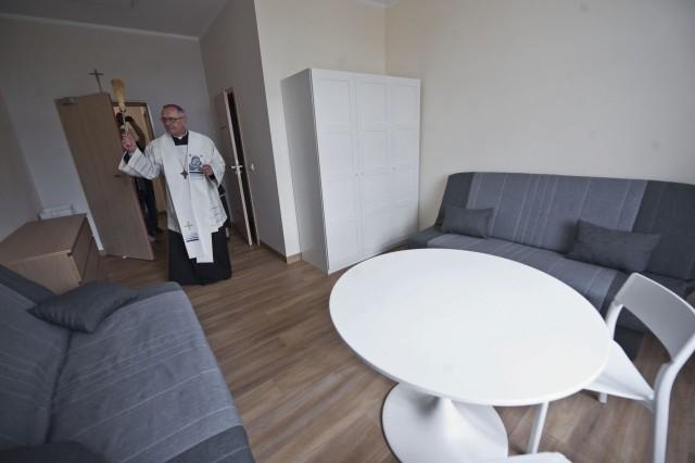 Dom Samotnej Matki w Koszalinie ponowie otwarty