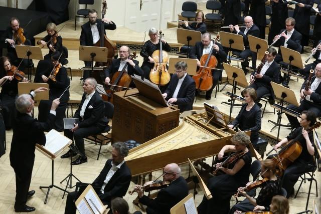 Reinhard Goebel, Orkiestra Filharmonii Poznańskiej i soliści