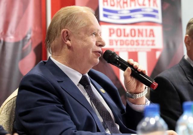 O nowej dacie meczu ze Startem Gniezno, szansach na powrót Davida Bellego na tor i możliwościach na wzmocnienie drużyny mówi JERZY KANCLERZ, prezes Abramczyk Polonii Bydgoszcz.