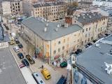 Remont czeka narożnik ulic Wschodniej i Włókienniczej. Dwie kamienice ze wspólnym podwórkiem