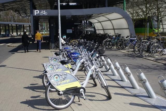 Rowery miejskie będą mogły opuścić stacje od środy 6 maja
