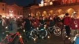 Ulicami Krakowa przejechała rowerowa masa krytyczna