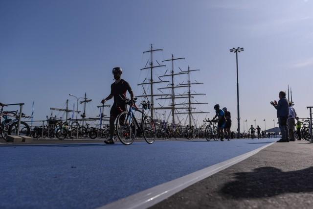 Chociaż mają masowy charakter, to jednak zawody Enea Ironman 70.3 Gdynia są przeznaczone dla indywidualistów. To pomaga zwiększyć bezpieczeństwo na trasie tej międzynarodowej imprezy