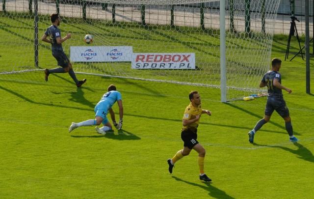 13.06.2020 r. GKS Katowice - Stal Rzeszów 3:2 (bez udziału publiczności).