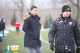 Czy trener Sandecji odejdzie po niedzielnym meczu z ŁKS?