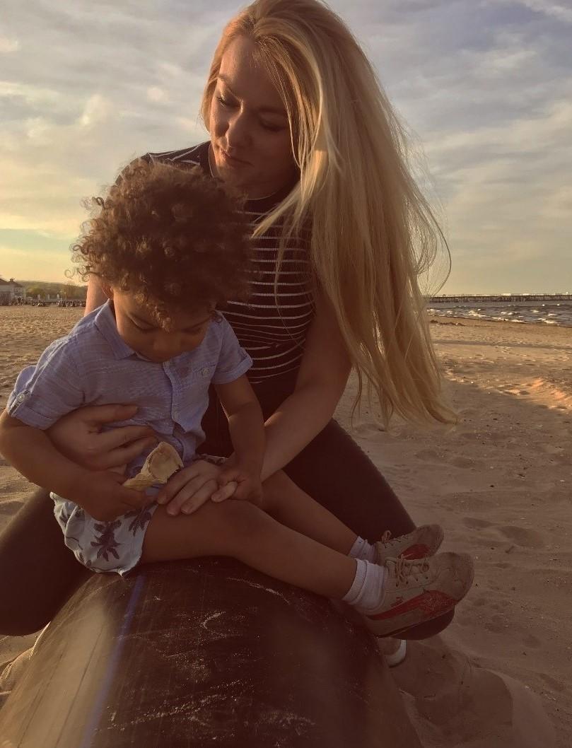 Z uwagi na niedawne święta - Dzień Matki i Dzień Dziecka -...