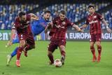Napoli - Legia LIVE! Każda zdobycz na wagę złota