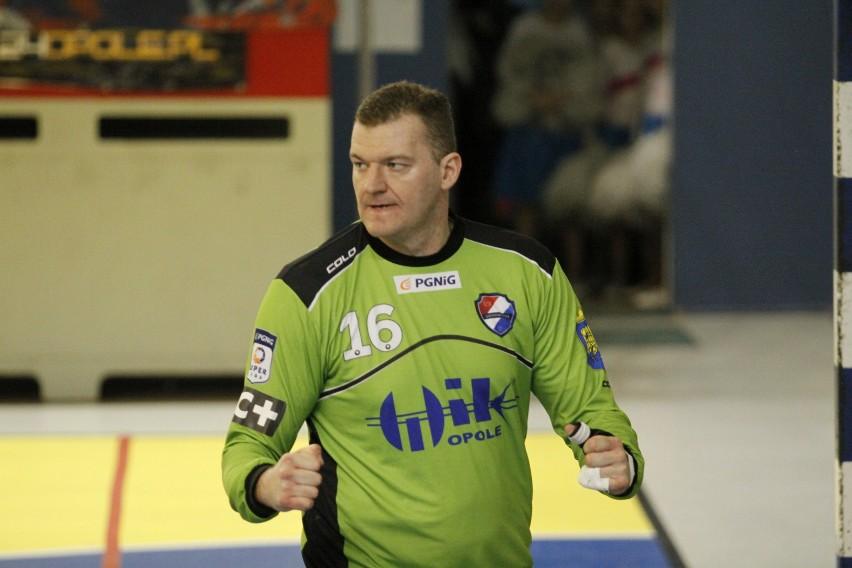 Bramkarz Gwardii Adam Malcher cieszy się zaufaniem selekcjonera kadry Piotra Przybeckiego.