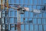 Tragiczny wypadek w Katowicach na budowie biurowców. Robotnik spadł z wysokości i zginął w Global Office Park