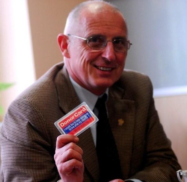 - Jak najwięcej z nas powinno się zdecydować na taką kartę dawcy - zachęca prof. Dariusz Patrzałek.