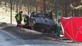Tragiczny wypadek w Mostowie koło Koszalina. Trwa ustalanie przyczyn zdarzenia