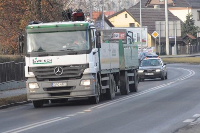 Zgodnie z założeniami nowego projektu takie samochody nie będą mogły wjechać do centrum Opola.