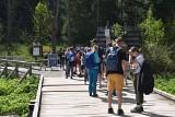 """Długi weekend w Zakopanem. Sporo ludzi na szlakach, pensjonaty pełne, parkingi zapchane. """"Nareszcie coś się dzieje"""""""