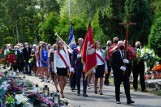 Poznań: Pogrzeb Wojciecha Chomicza. Wieloletniego prezesa Wielkopolskiego Związku Koszykówki pożegnały tłumy. Zobacz zdjęcia